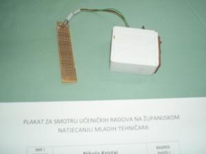 Detektor vlage