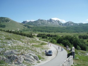 odmor na svježem planinskom zraku
