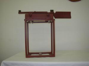 Stezna naprava za testiranje zracne puške
